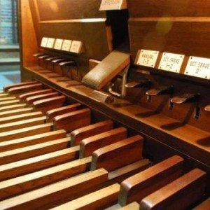 orgel-pedalen